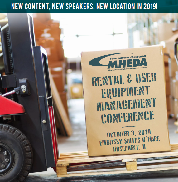 Rental & Used Equipment Management Conference